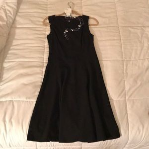NWOT Professional Black dress